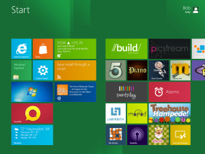Metro/Windows 8 Desktop